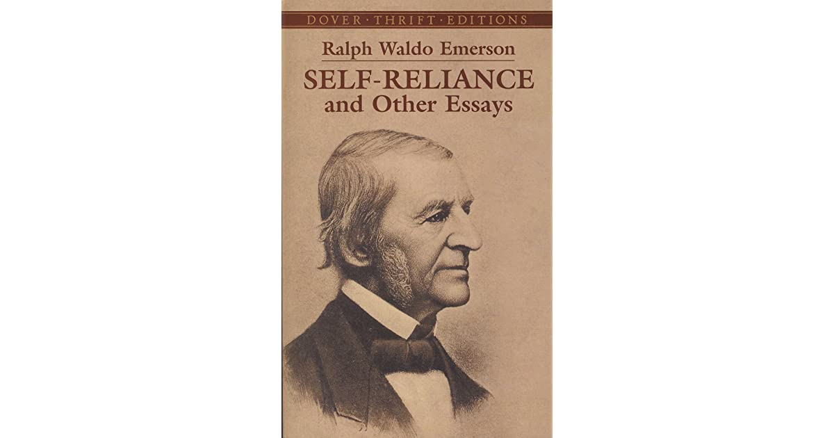 self reliance in american culture