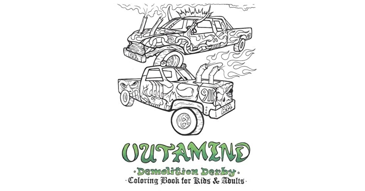 Outamind Demolition Derby By Clinton Mayland
