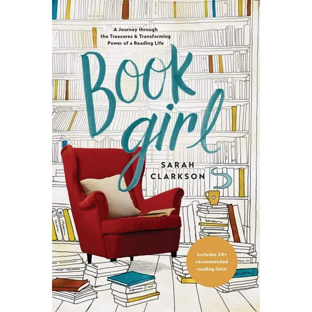 Image result for book girl sarah clarkson