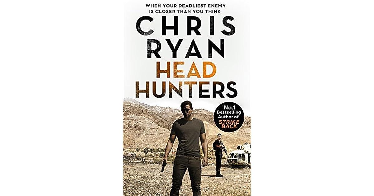 Head Hunters Danny Black 6 By Chris Ryan