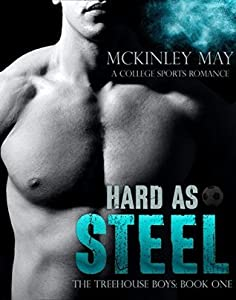 Hard As Steel (The Treehouse Boys #1)