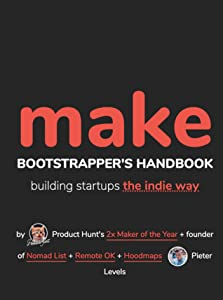 MAKE: Bootstrapper's Handbook