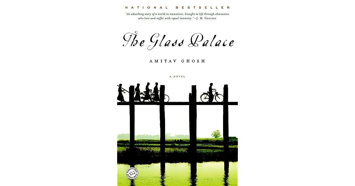 4e4e1b4d10a0 The Glass Palace by Amitav Ghosh