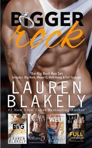 Bigger Rock (Big Rock #1-4) by Lauren Blakely