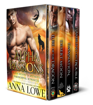 Alpha Passions by Anna Lowe