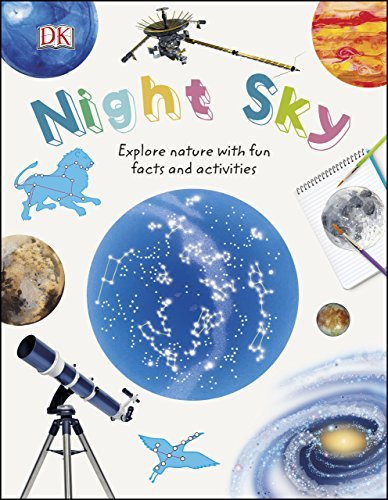 Night Sky Explore Nature with Fun Facts and Activities