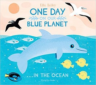One Day On Our Blue Planet in the Ocean