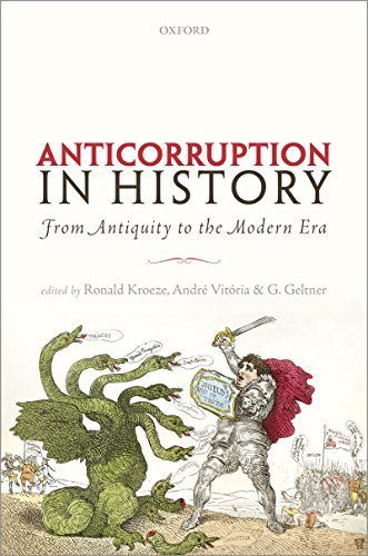 Anti-corruption in History From Antiquity to the Modern Era