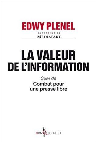 La valeur de l'information (NON FICTION)