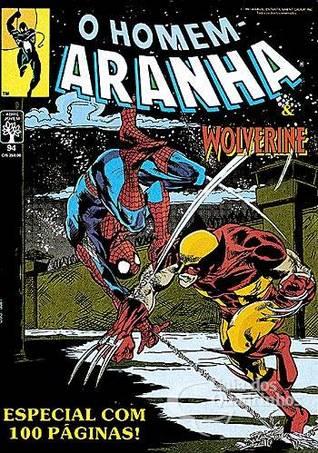Homem-Aranha - O Homem-Aranha e Wolverine