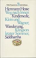 Wege Nach Innen 25 Gedichte By Hermann Hesse
