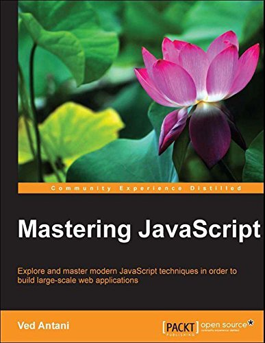 Mastering JavaScript Explore and master modern JavaScript techniques in order to build large-scale web applications