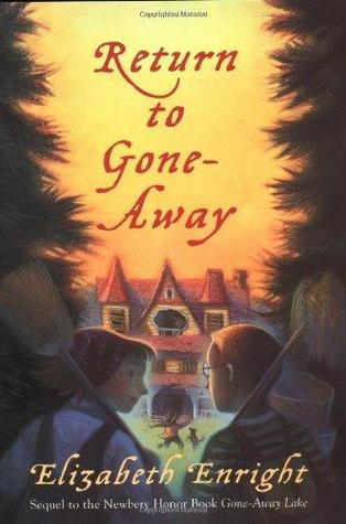 Return to Gone-Away (Gone-Away Lake, #2)