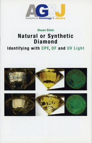 Natural or Synthetic Diamond Ideentifying with CPF, DF and UV Light
