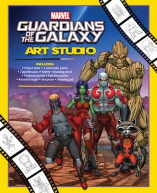 Marvel Guardians of the Galaxy Art Studio