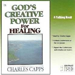 Audiobook-Audio CD-God's Creative Power For Healing