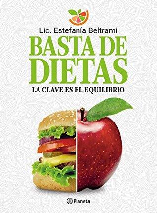 Basta de dietas by Estefanía Beltrami