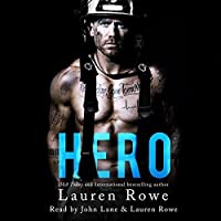 Hero (Morgan Brothers, #2)