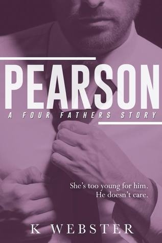 Pearson (Four Fathers, #3)
