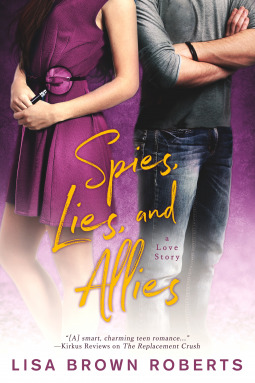Spies, Lies, and Allies: A Love Story