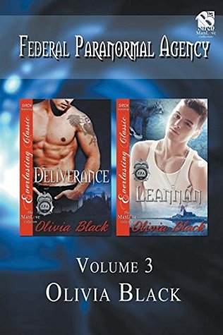 Federal Paranormal Agency, Volume 3: Deliverance / Leannán