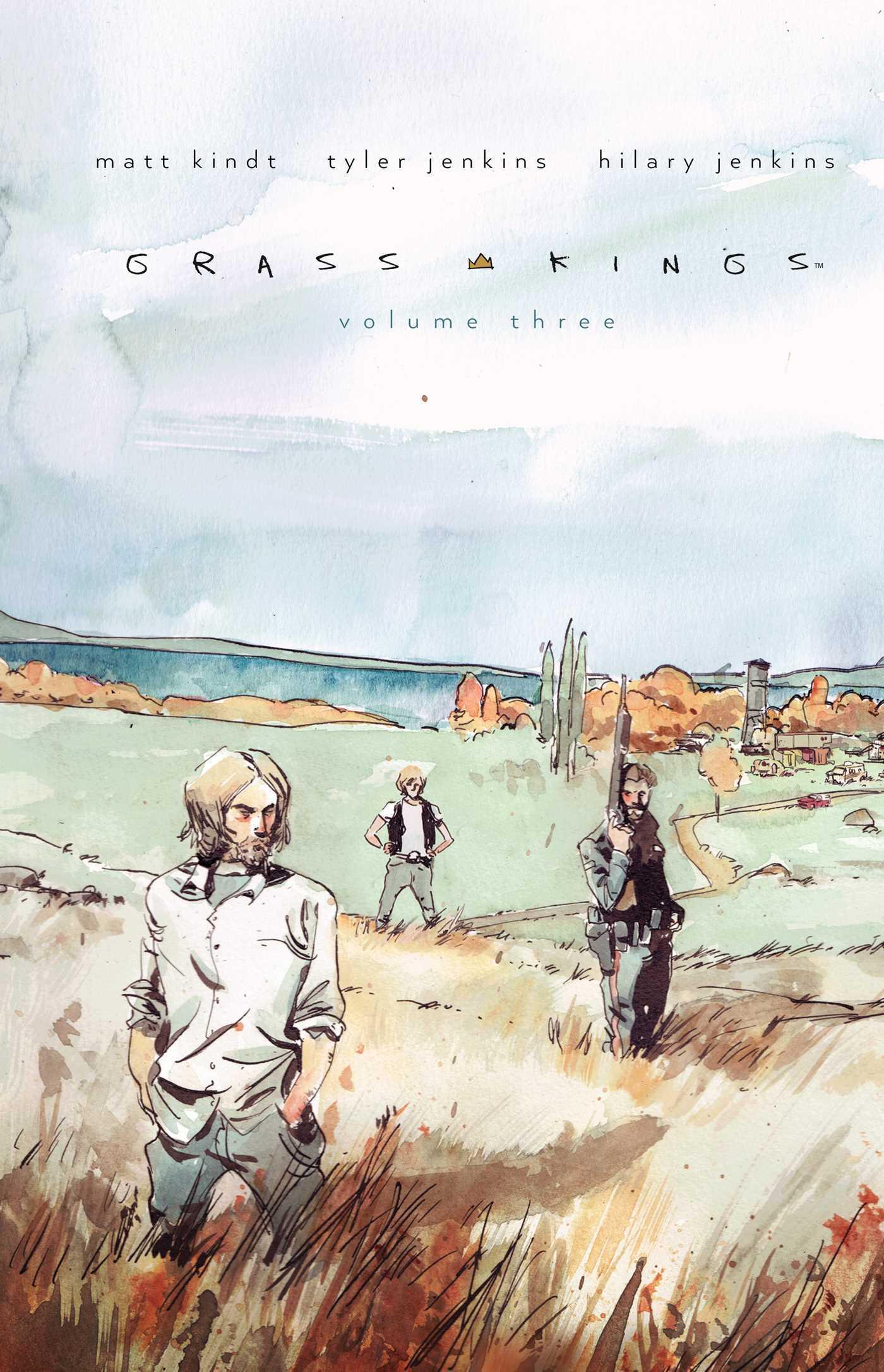 Grass Kings, Vol. 3