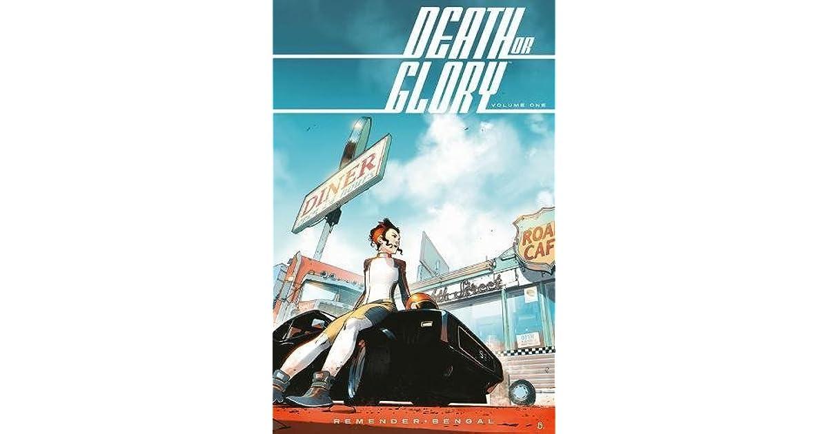 DEATH OR GLORY #3 IMAGE comics NM 2018 Rick Remender Bengal THREE LEFT!