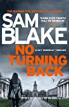 No Turning Back (Cathy Connolly, #3)