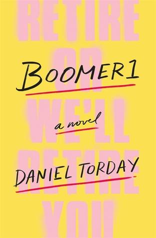 Boomer1 by Daniel Torday