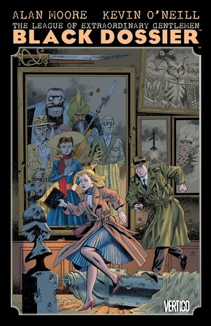 League of Extraordinary Gentlemen by Alan Moore