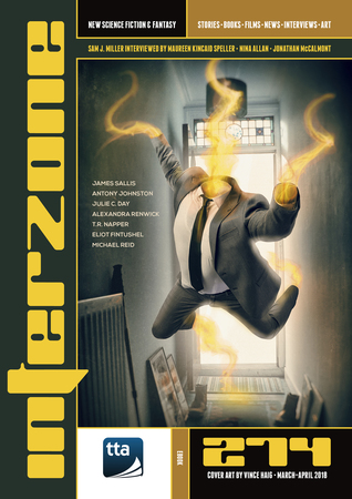 Interzone #274 by Andy Cox