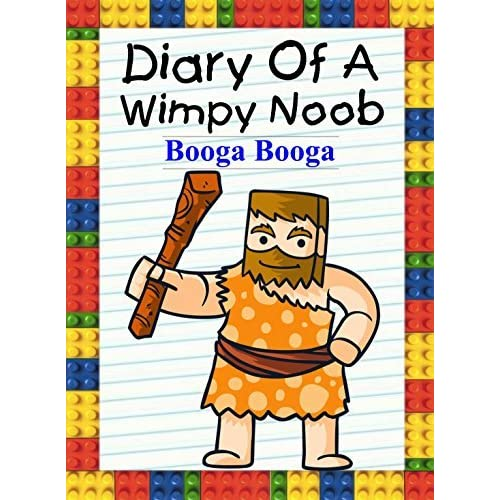Diary Of A Wimpy Noob Booga Booga By Nooby Lee