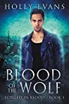 Book cover for Blood of the Wolf (Forged in Blood Book 1)