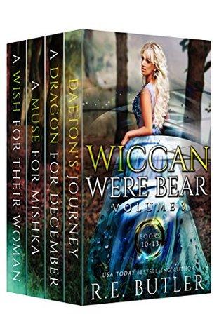 Wiccan-Were-Bear Volume Three: Books 10 - 13