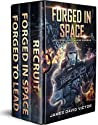 Forged in Space Boxed Set: Books 1-3 (Jack Forge, Fleet Marine Omnibus)