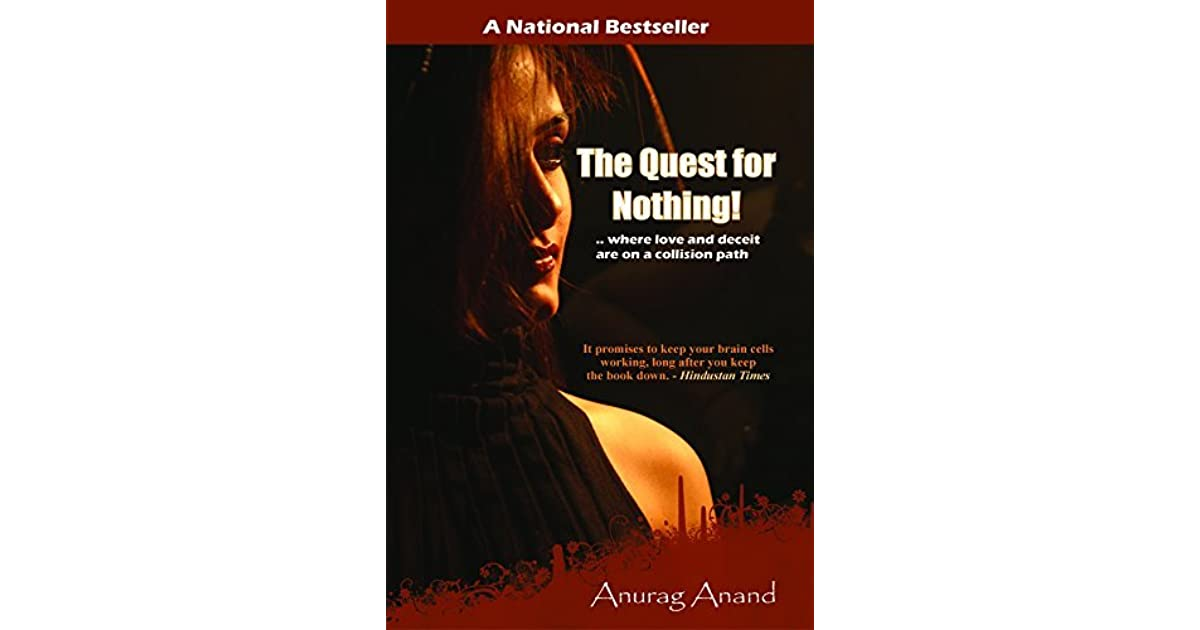 The Quest for Nothing