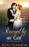 Book cover for Rescued by an Earl (The Duke's Daughters, #3)