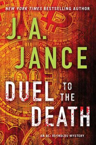 Duel to the Death (Ali Reynolds, #13)