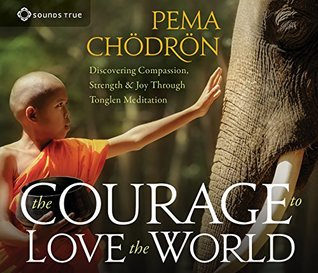 The Courage to Love the World: Discovering Compassion, Strength, and Joy Through Tonglen Meditation