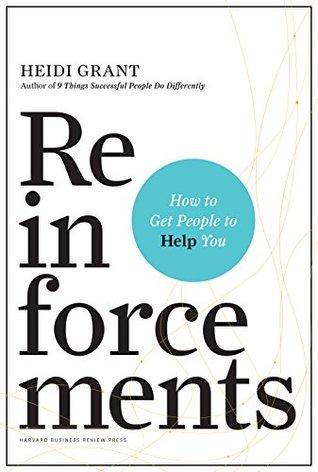 Reinforcements by Heidi Grant