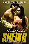 Shared for the Sheikh: The Professor from Pittsburgh (Curves for Sheikhs, #10)