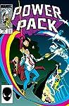 Power Pack (1984-1991) #5
