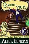 Bruised Spirits (A Daisy Gumm Majesty Mystery, Book 10): Historical Mystery