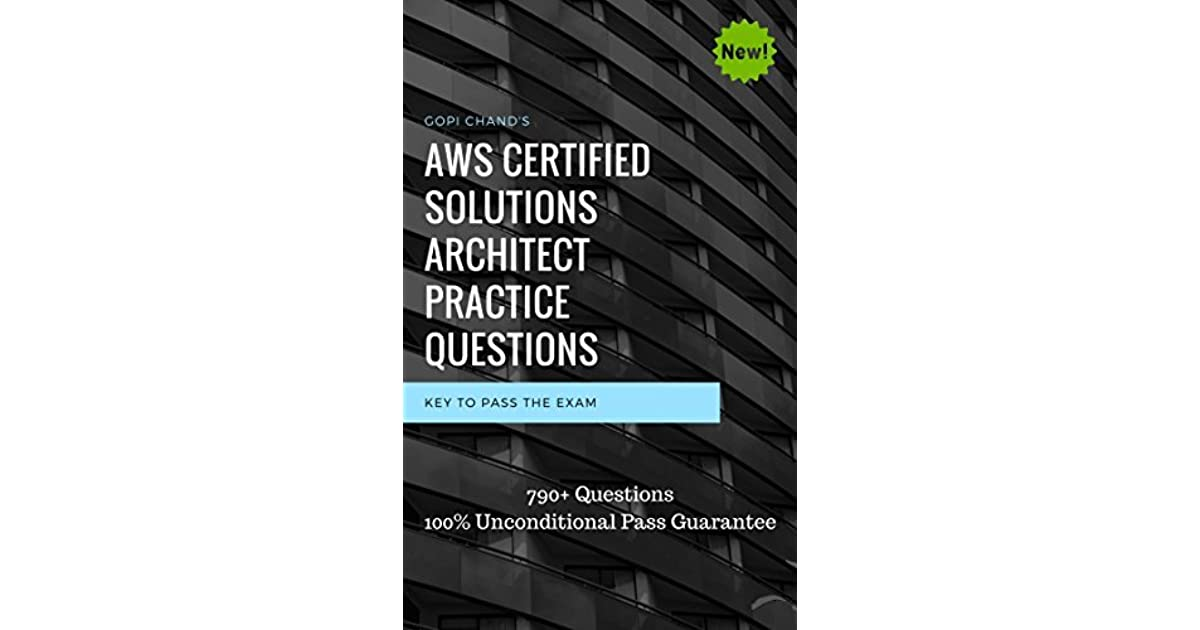 AWS Certified Solutions Architect 2019 Practice Questions