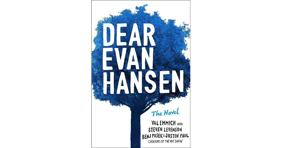 Dear Evan Hansen by Val Emmich 084ddc9b5af2