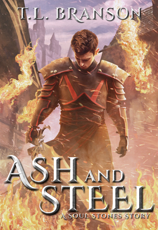 Ash and Steel (Soul Stones, #0.3)
