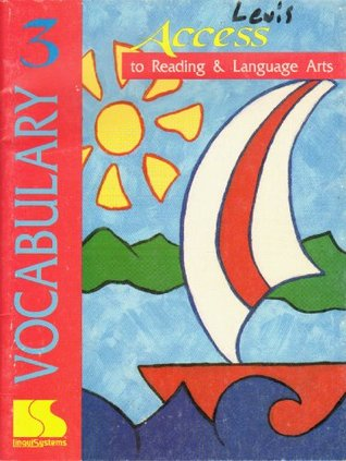 Access to Reading & Language Arts Vocabulary 3