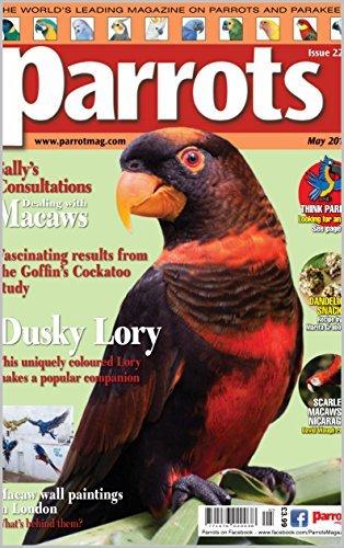 Parrots  May 2016