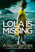 Lola Is Missing (Detective Rachel Prince, #1)