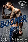 Boomer (A Steele Riders MC, #1)